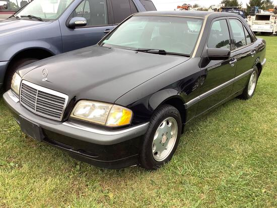 1997 Mercedes C230