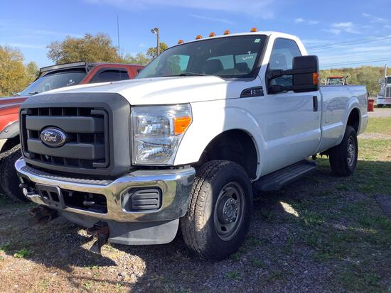 2014 Ford F250 Pick up