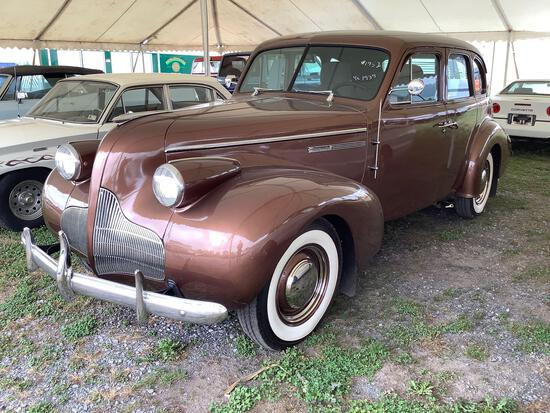 1939 Buick Special Model 41