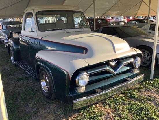 1955 Ford Custom F10 Pickup