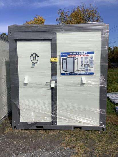 Mobile Toilet W2.16xL1.3XH2.36 Meter