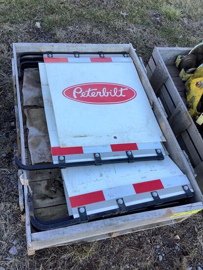 Box of Mud Flaps