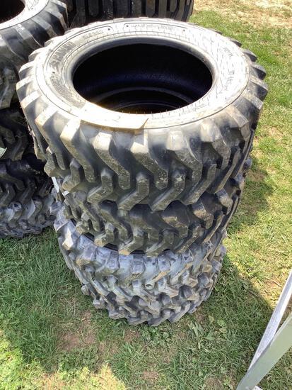 Set of 4--- 10-16.5 Tires