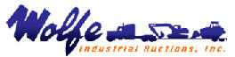 Wolfe Industrial Auctions, Inc.
