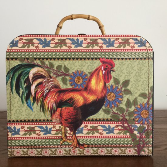 Rooster Carrying Case