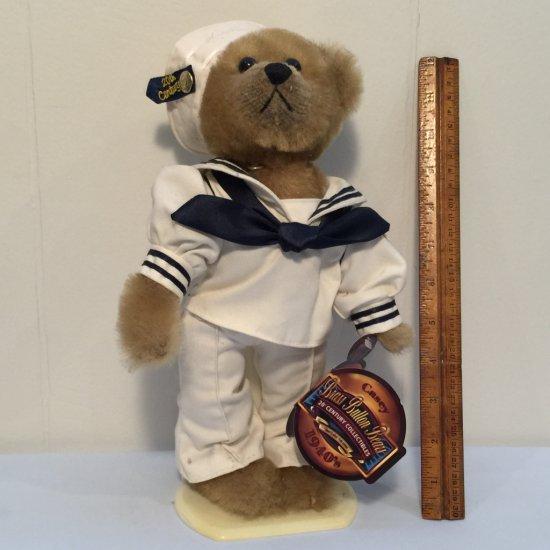 Sailor Bear with Stand by Bass Bullon Bears
