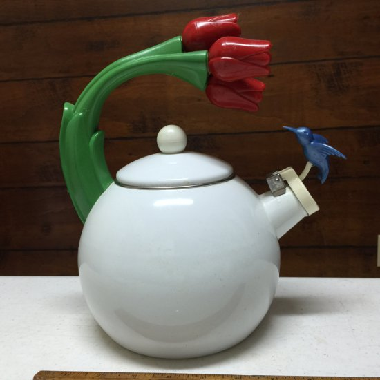 Hummingbird Tea Kettle