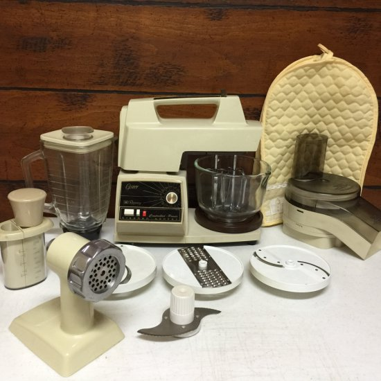 Vintage Oster Regency Kitchen Center