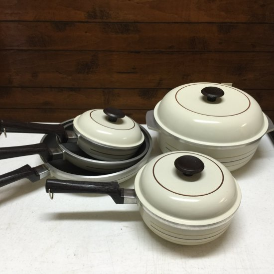 Regal Ware Pots & Pans Set