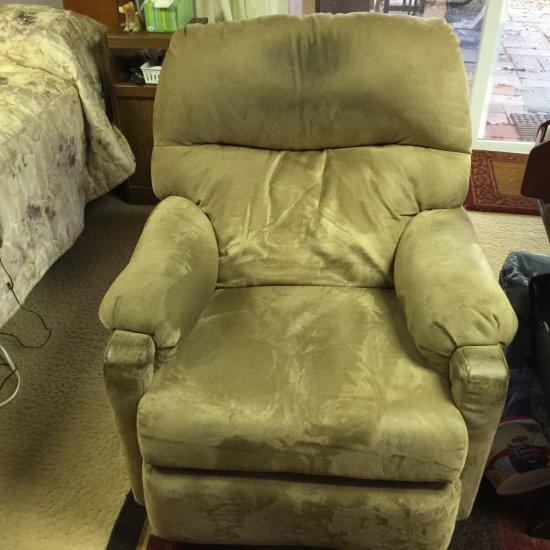 """""""Best Chair"""" Recliner"""