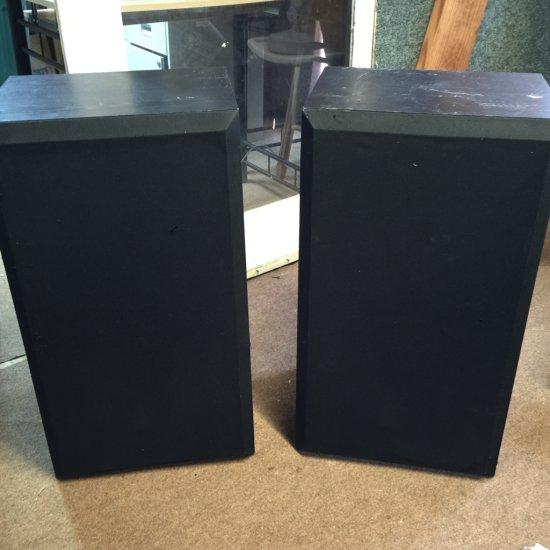 Pair of Speakers by Dynamic Audio Series 1901