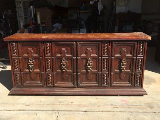 Vintage Sideboard Buffet
