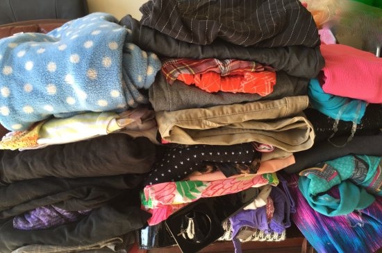 Nice Lot of Ladies Clothing Sizes L, XL, 2X, 16 & more