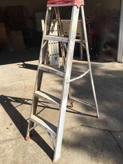 Werner 5 ft Aluminum Ladder