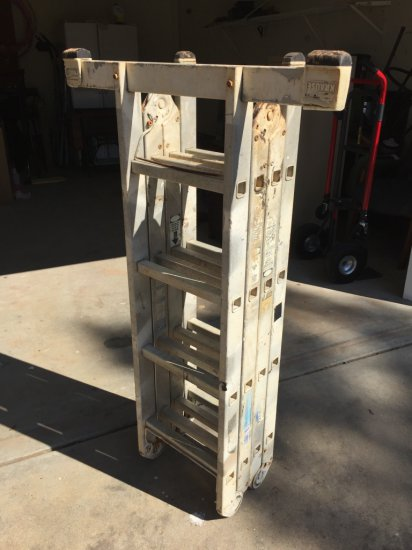 Krause Ladder Scaffold System