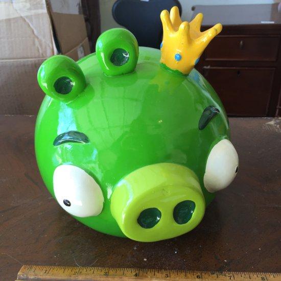 Angry Birds Ceramic Bank
