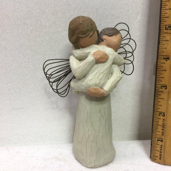 "Willow Tree ""Angel's Embrace"" Figurine"