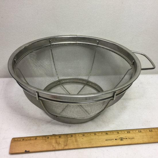 Large Stainless Steel Collander