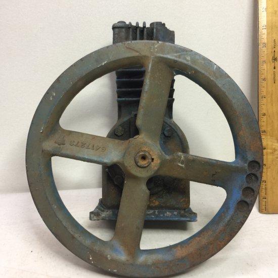 """Vintage """"Kellogg American"""" Air Compressor Pump Model #6417273"""
