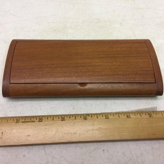 Wooden Portable Case
