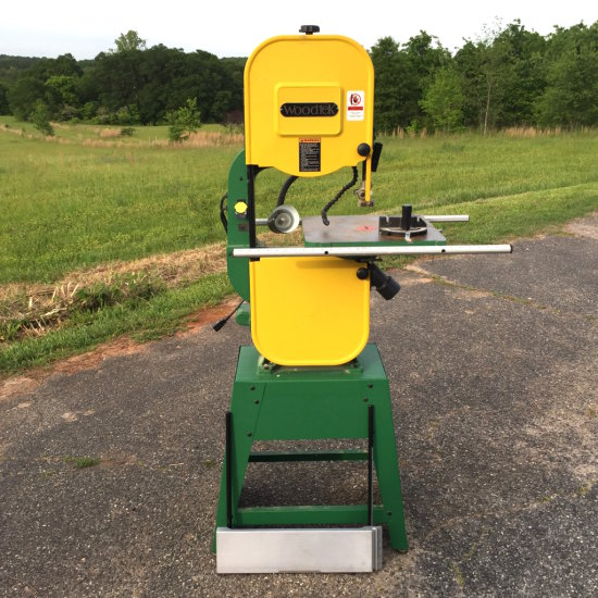 "Woodtek #133517 14"" Band Saw 1 HP"