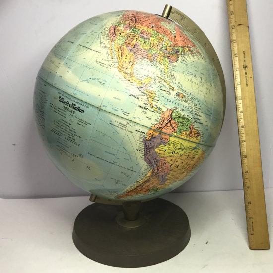 "Replogle 12"" World Nation Series Globe"
