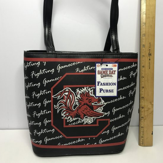 Carolina Gamecocks Purse with Tag