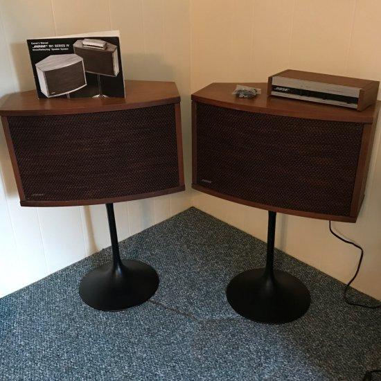 Bose 901 Series IV Direct/Reflecting Speaker System