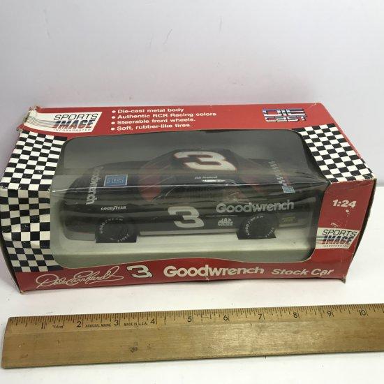 1991 Sports Image Die Cast 1:24 Dale Earnhardt Stock Car