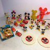 Lot of Misc Mickey Mouse Figurines