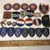 Large Lot of Vintage Military Patches