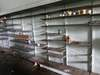 Vintage Lot of Shelves & Misc Merchandise Take as Little or As Much As You Want