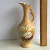 Vintage Floral Porcelain Ewer