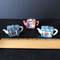 Lot of 3 Ceramic Teapot Miniatures