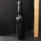 Vintage Black Glass Bottle
