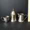 Vintage Silver Plated Creamer, Sugar & Cup