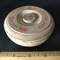 Vintage Tally Ho Lavender Shaving Soap Wooden Container
