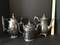 Lot of Vintage Silver Plated Teapots