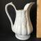 Red-Cliff Ironstone Embossed Fruit Pitcher