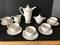 14 pc Shelledge Syracuse China Tea Set