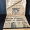 1968 & 1974 Columbia Record Newspapers with RFK's Assassination & Nixon Resignation