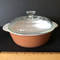 Anchor Hocking Fire King 1 Qt Casserole Dish with Lid