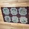 Hand Made State Flowers Rug