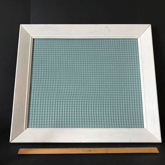 Chicken Wire Country Display Frame