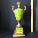 1964 Painted Decorative Urn by Marko Mfg's