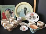 Lot of Royal Family Collectibles