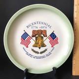 1776-1976 Bicentennial Collector's Plate