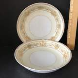 Pair of Noritake Hand Painted Bowls