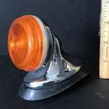 Vintage Chrome Light For Car