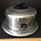 Retro West Bend Cake Carrier